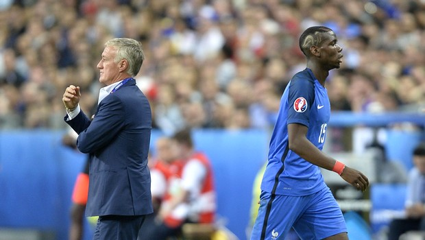 Didier Deschamps - Paul Pogba
