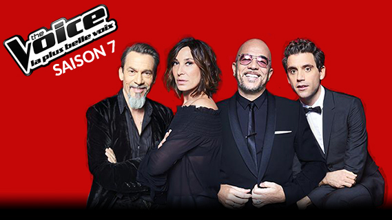 Replay The voice - Dimanche 25 mars 2018