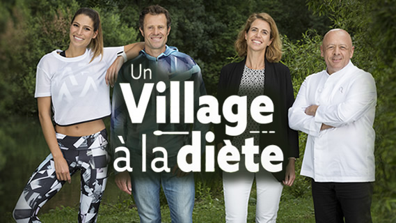 Replay Un village a la diete  - Lundi 23 juillet 2018