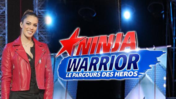 Replay Ninja warrior  - Samedi 08 septembre 2018