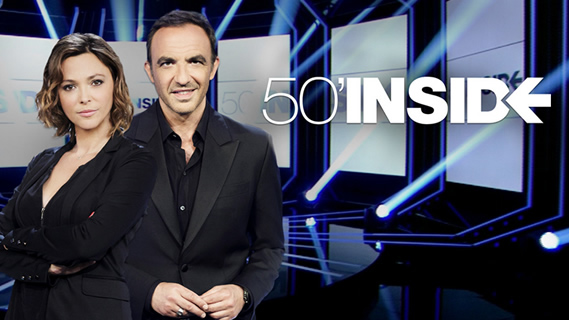 Replay 50'inside - Samedi 10 novembre 2018
