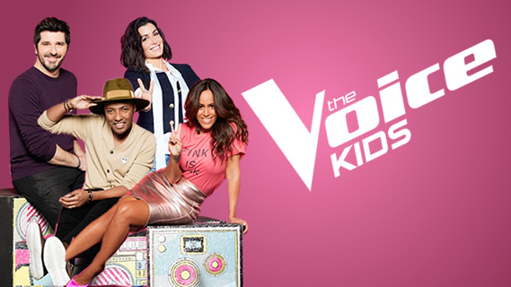 Replay The voice kids - Samedi 08 décembre 2018