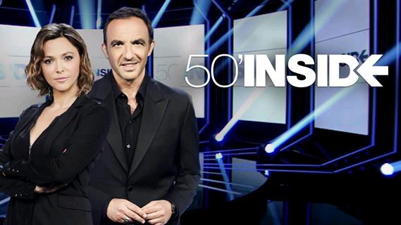 Replay 50'inside - Samedi 12 janvier 2019