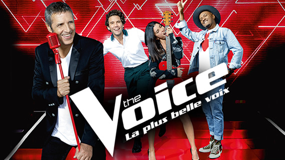 Replay The voice - Dimanche 10 mars 2019