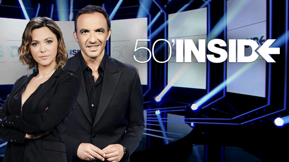 Replay 50'inside le mag: interview exclusive de celine dion - Samedi 06 avril 2019