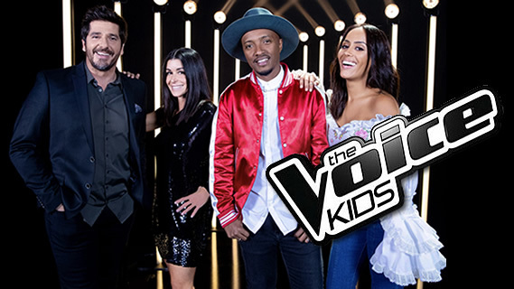 Replay The voice kids - Samedi 24 août 2019