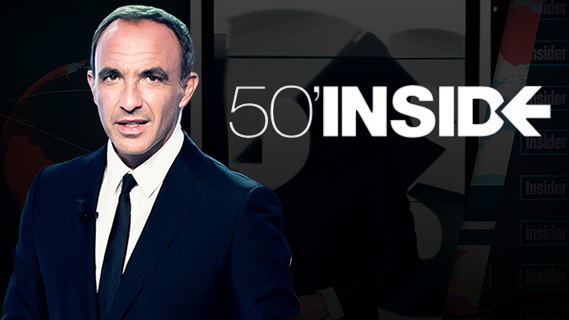 Replay 50'inside - Samedi 14 septembre 2019