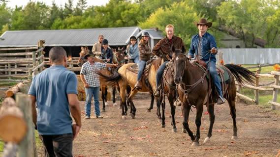 Replay Coup de foudre au ranch - Samedi 25 mai 2019