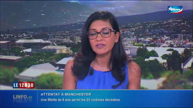 Replay Le 12h30 - Mercredi 24 mai 2017