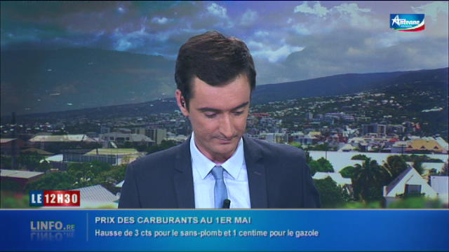 Replay Le 12h30 - Samedi 29 avril 2017