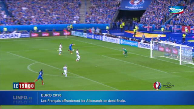 Replay Le 19h00 - Lundi 04 juillet 2016
