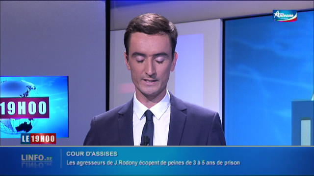 Replay Le 19h00 - Vendredi 04 novembre 2016