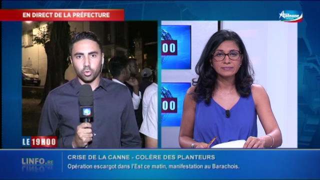 Replay Le 19h00 - Mardi 06 juin 2017