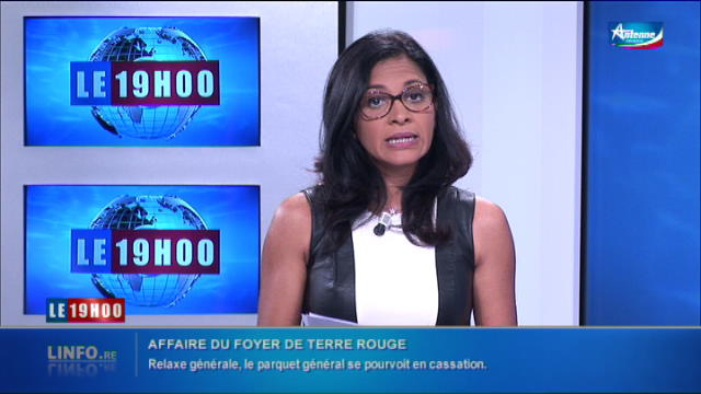 Replay Le 19h00 - Jeudi 09 mars 2017
