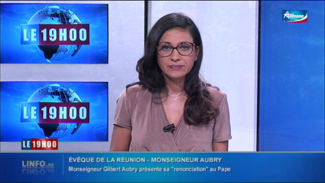Replay Le 19h00 - Mercredi 10 mai 2017