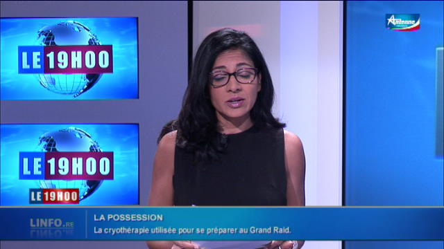 Replay Le 19h00 - Lundi 10 octobre 2016