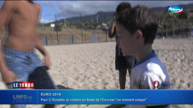 Replay Le 19h00 - Lundi 11 juillet 2016