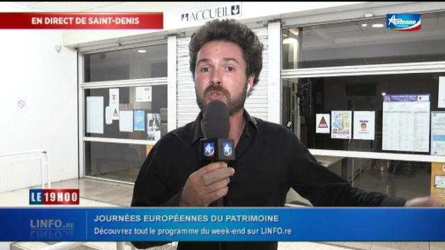 Replay Le 19h00 - Vendredi 16 septembre 2016