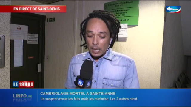 Replay Le 19h00 - Mercredi 19 avril 2017