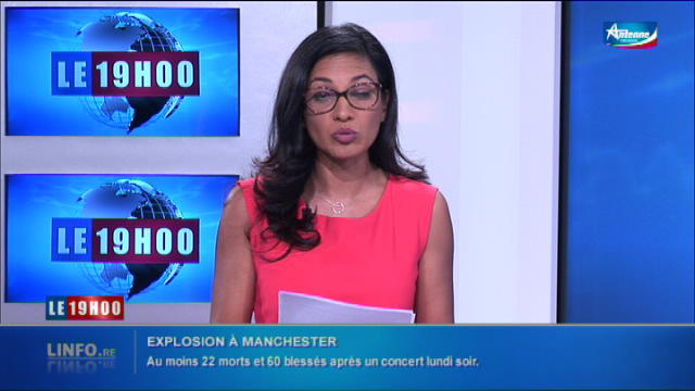 Replay Le 19h00 - Mardi 23 mai 2017