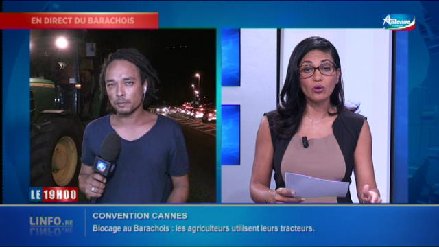 Replay Le 19h00 - Mercredi 24 mai 2017