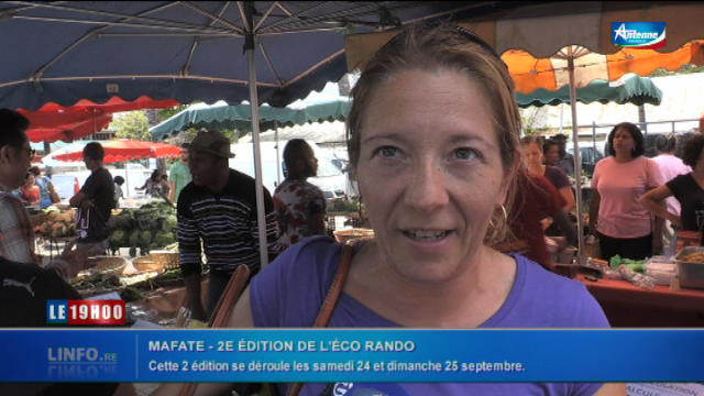 Replay Le 19h00 - Samedi 24 septembre 2016