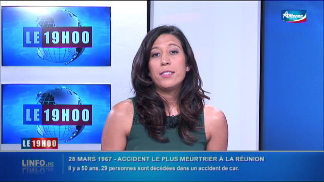 Replay Le 19h00 - Mardi 28 mars 2017