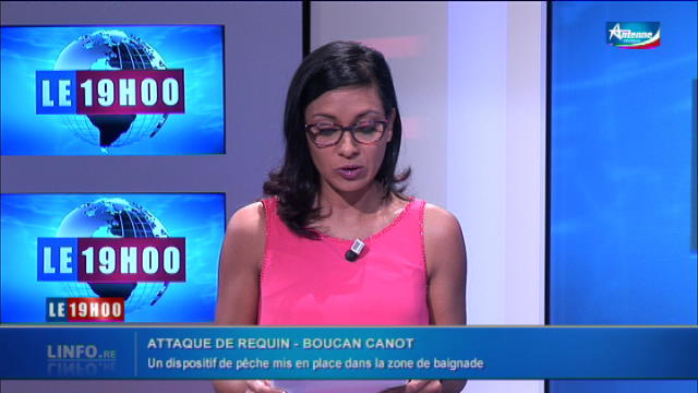 Replay Le 19h00 - Lundi 29 août 2016