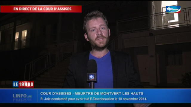 Replay Le 19h00 - Vendredi 30 septembre 2016