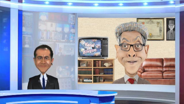 Replay Kanal La Blague - Jeudi 10 novembre 2016