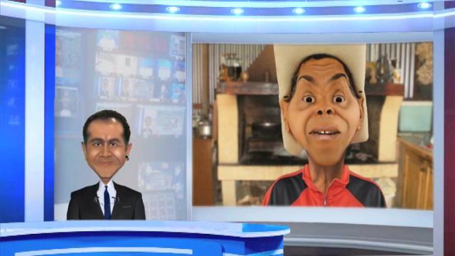 Replay Kanal La Blague - Lundi 23 novembre 2015