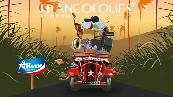 Replay Francofolies - Dimanche 11 mars 2018
