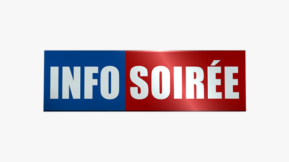 Replay Info-soiree - Lundi 01 octobre 2018