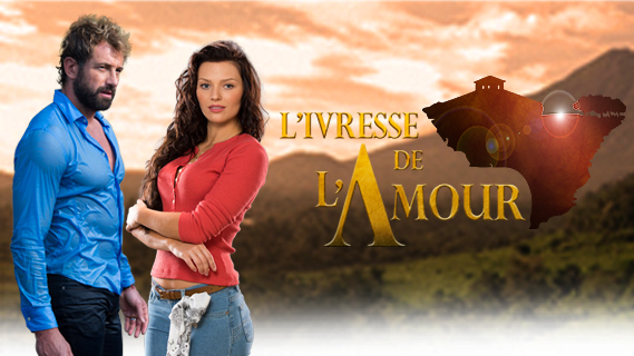 Replay L'ivresse de l'amour -S01-Ep08 - Mardi 24 avril 2018