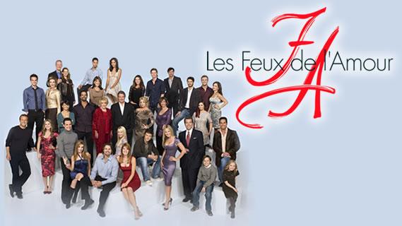 Replay Les feux de l'amour - Lundi 15 octobre 2018