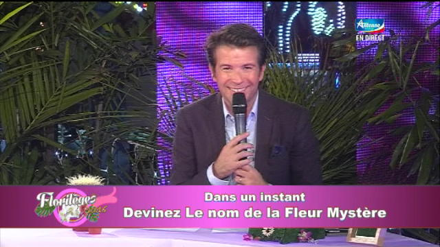 Replay Les Florilèges - Lundi 10 octobre 2016