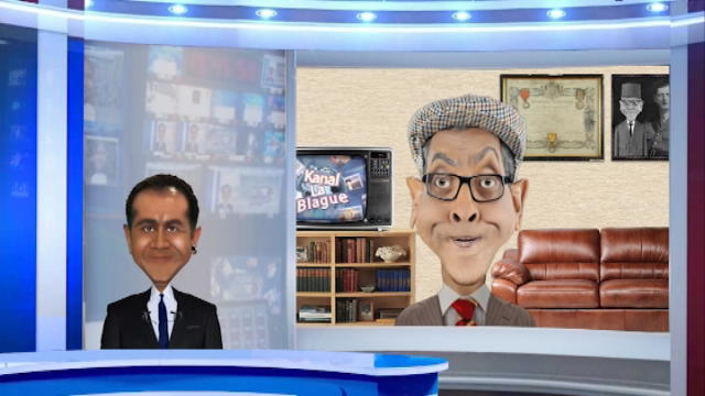Replay Kanal La Blague - Mardi 02 mai 2017