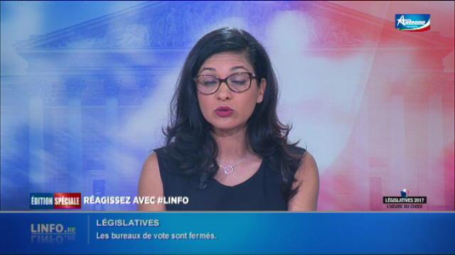 Replay Editions Spéciales Elections Législatives - Dimanche 11 juin 2017
