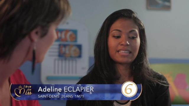 Replay Rêve de Miss - Adeline Eclapier - N°6 - Samedi 06 août 2016