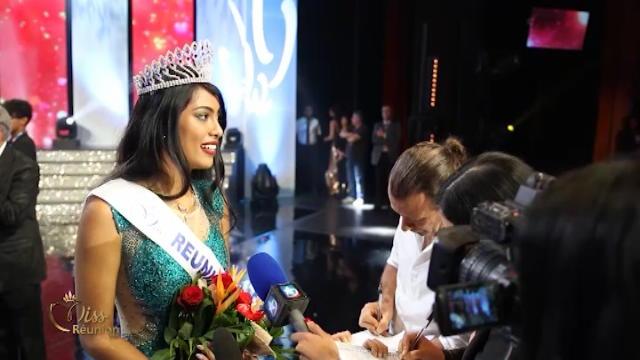 Replay Miss Réunion - Samedi 11 novembre 2017