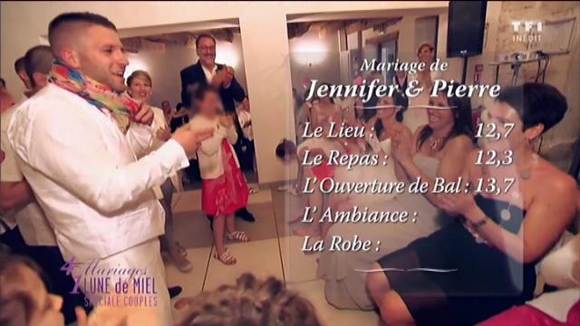 Replay 4 Mariages pour une Lune de Miel - Mercredi 24 mai 2017