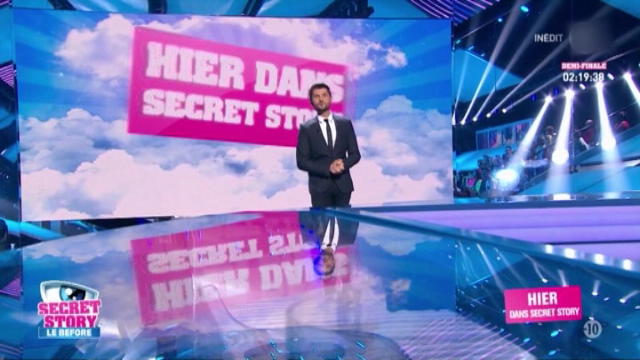 Replay Secret Story - Vendredi 11 novembre 2016