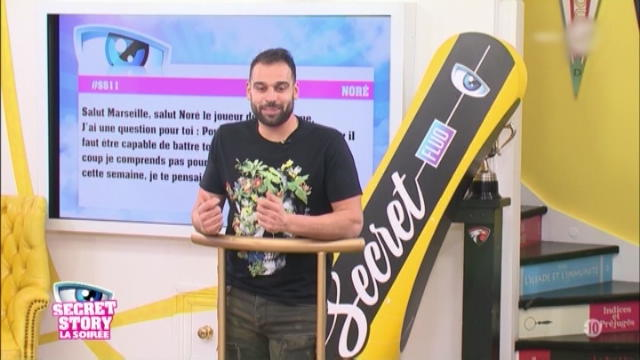 Replay Secret Story - Mardi 14 novembre 2017