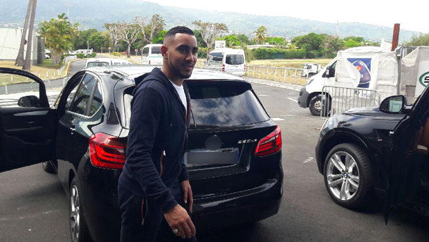 Football - Dimitri Payet - Equipe de France - La Réunion
