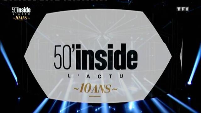 Replay 50'Inside - Samedi 16 septembre 2017