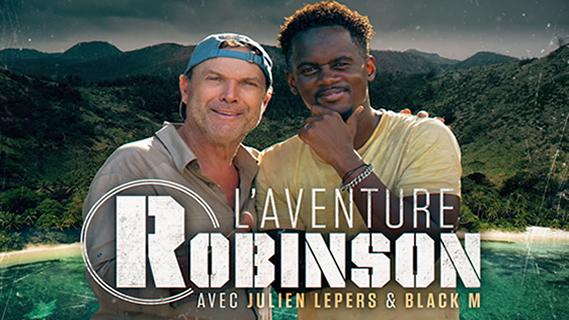 Replay L'aventure robinson - Samedi 04 janvier 2020