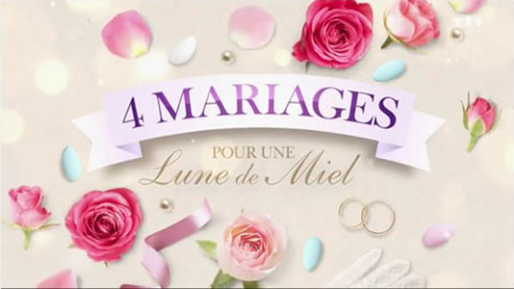 Replay 4 mariages pour une lune de miel - Lundi 16 avril 2018