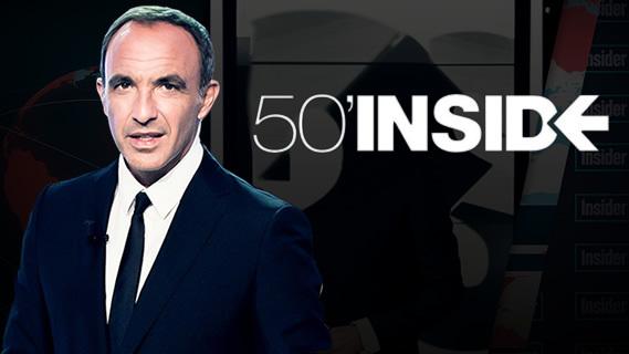 Replay 50'inside - Samedi 06 juillet 2019
