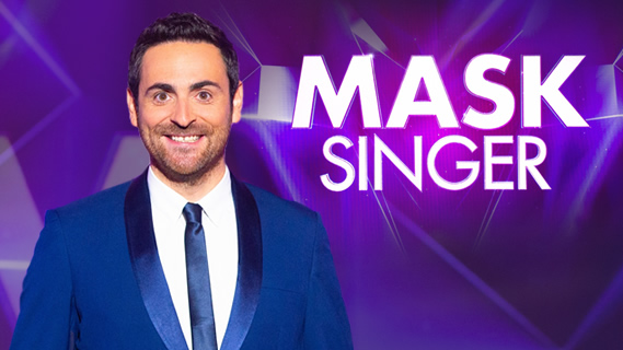 Replay Mask singer - Samedi 23 novembre 2019