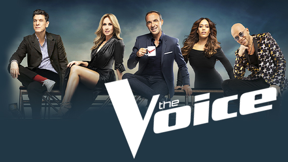 Replay The voice - Dimanche 09 février 2020